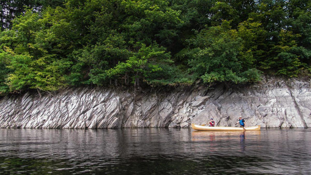 Freeranger Canoe houten kano's