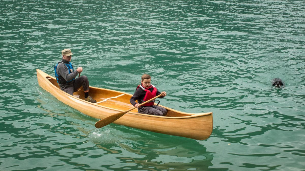 The Malecite is one of Freerangers Canoes