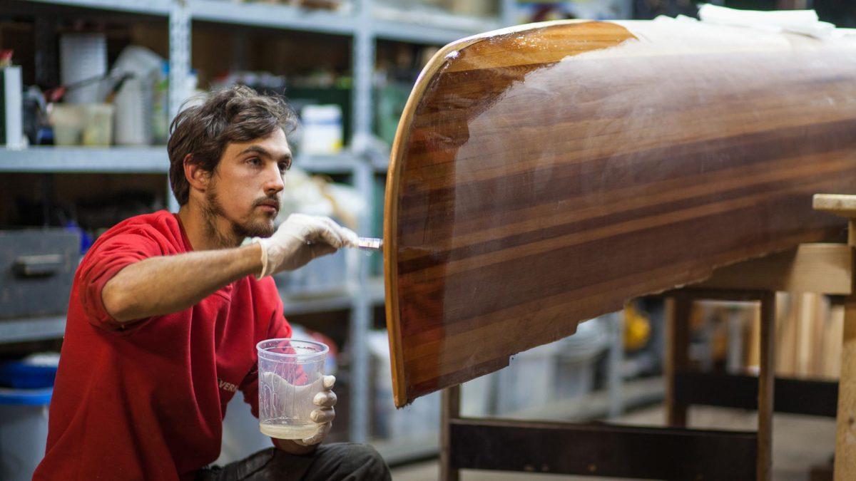 Freeranger Canoe kanobouw workshops