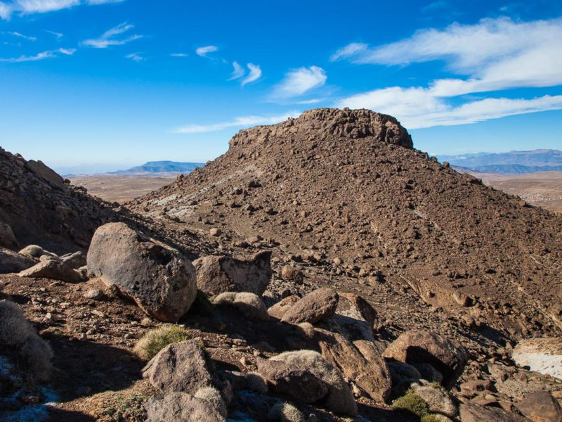 Hiking in Morocco – the Jebel Sirwa