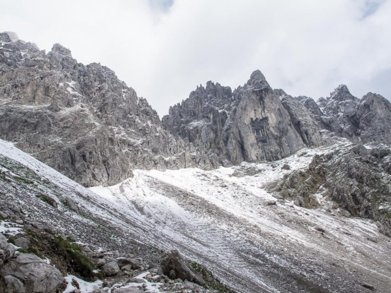 Hiking in the Alps – the Wilder Kaiser