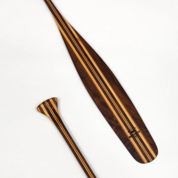 Algonquin houten kanopeddel