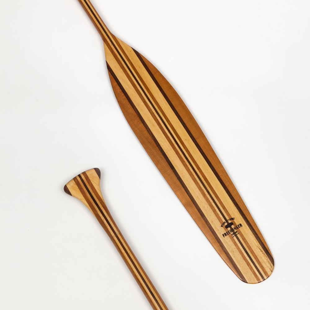 Ojibway ottertail paddle