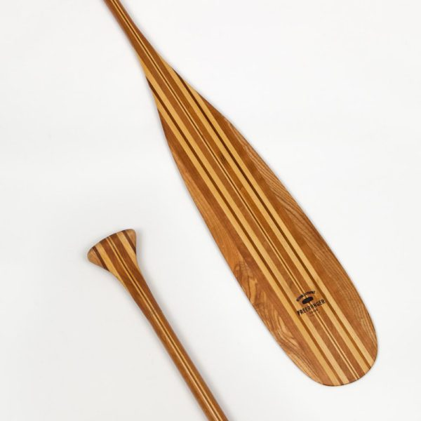 Penobscot beavertail paddle