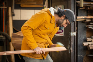 Greenland paddle workshop