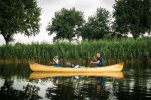 Canoeing on the Dommel