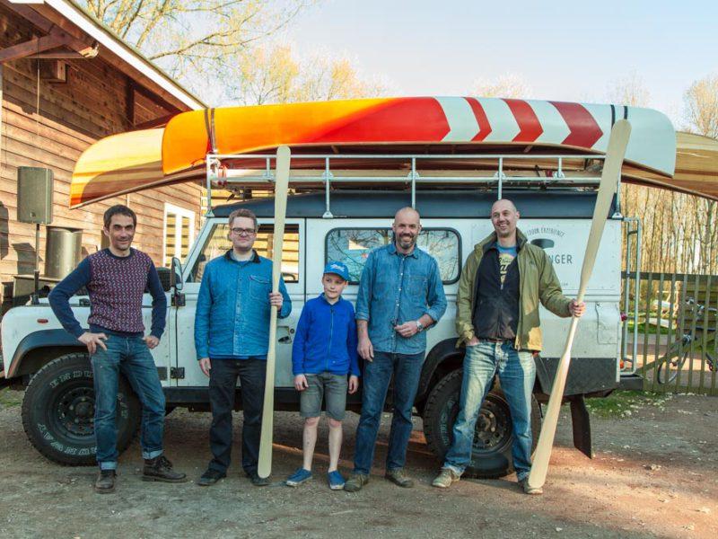 Workshop Greenland paddle