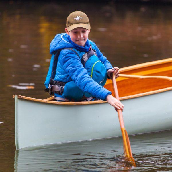 Freeranger canoe Abenaki rivierkano
