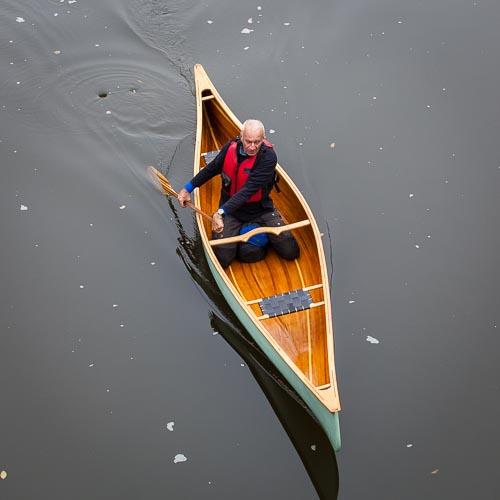 Abenaki river canoe | Freeranger Canoe