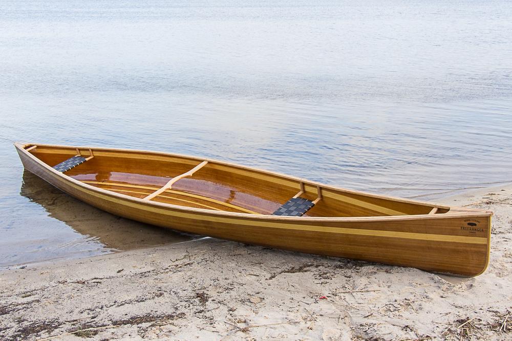 Freeranger Canoe Building A Wooden