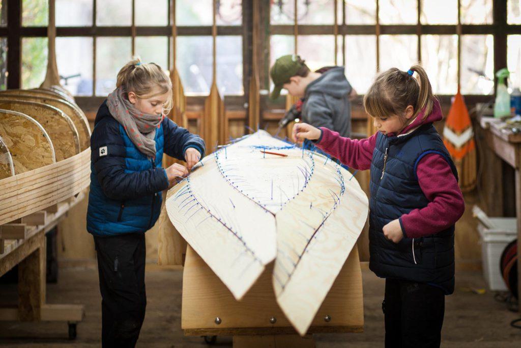 Building a plywood canoe | Freeranger Canoe