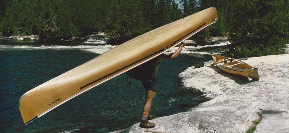Freeranger canoe een kano kopen een kevlar kano