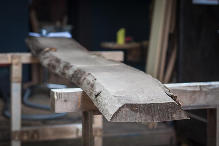 Freeranger Canoe Traditionele houten roeiriemen