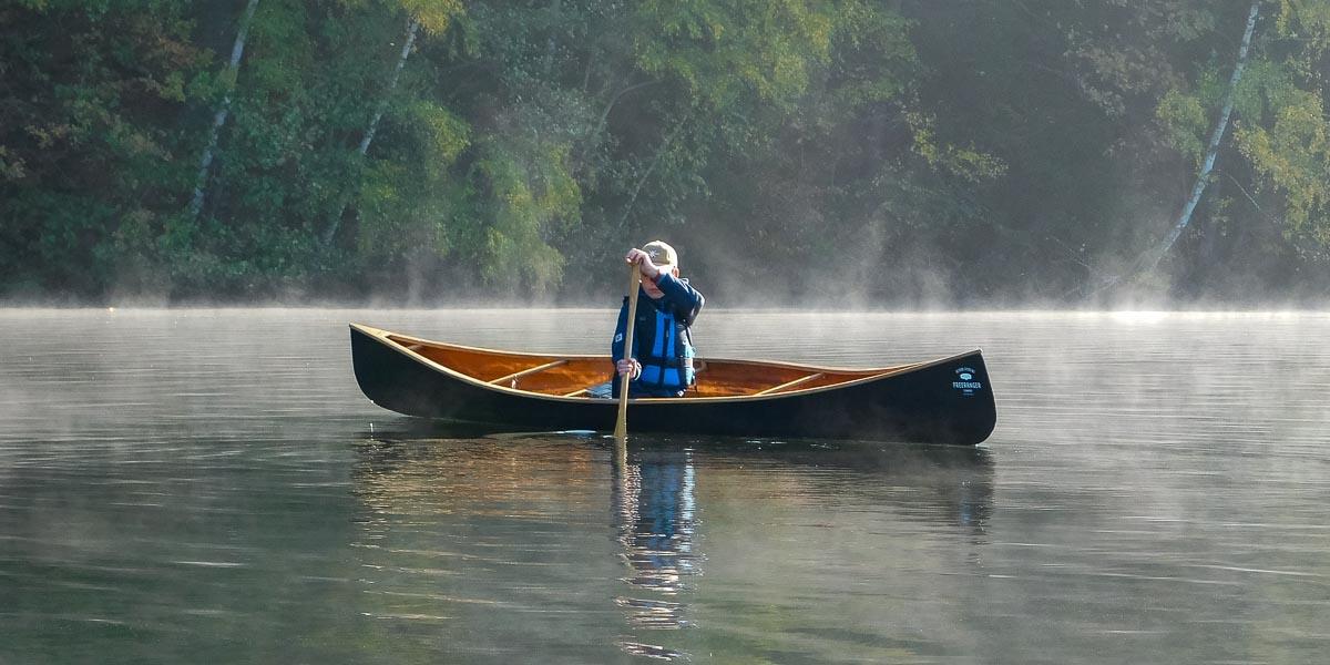 freeranger canoe emiel's special freestyle canoe