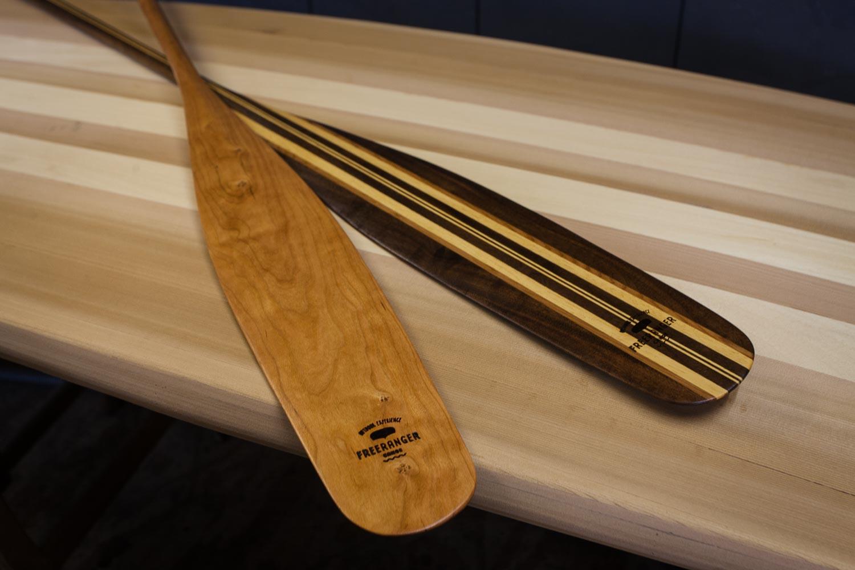 freeranger canoe-canoe builder Bart Deseyn
