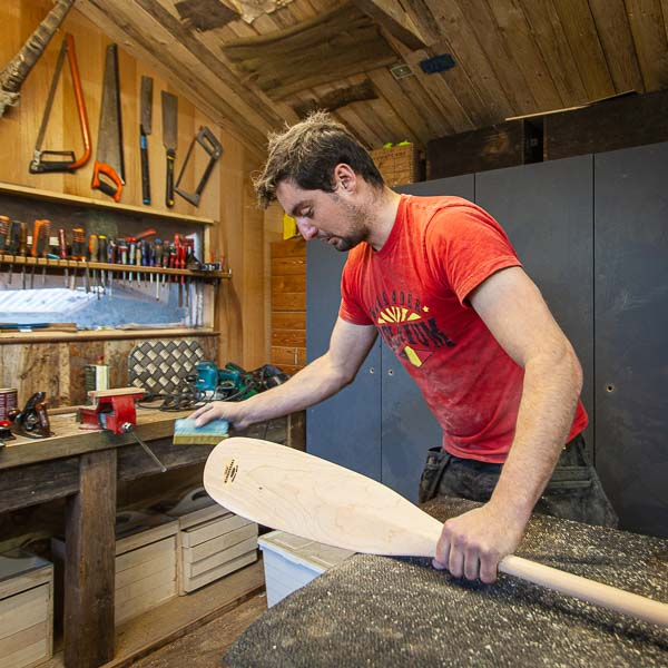 Paddle making workshops