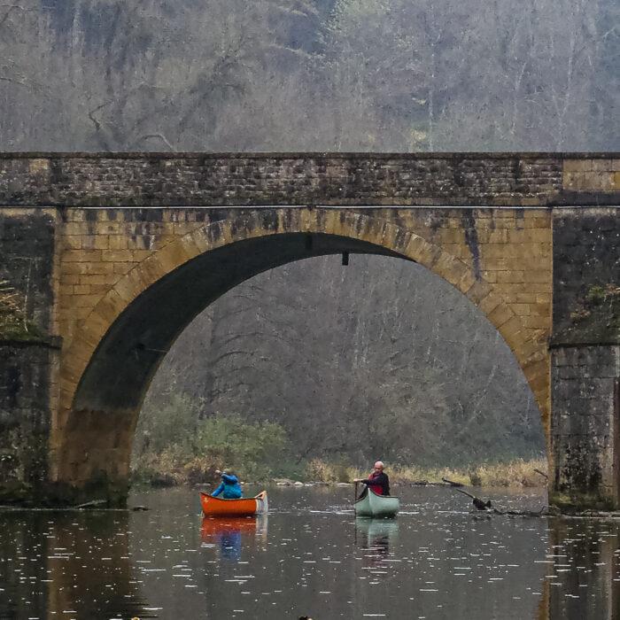 canoe trip on the Semois Chiny