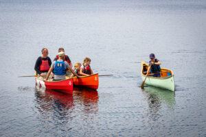 Canoeing courses in Belgium